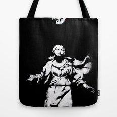 Holy Guns Tote Bag