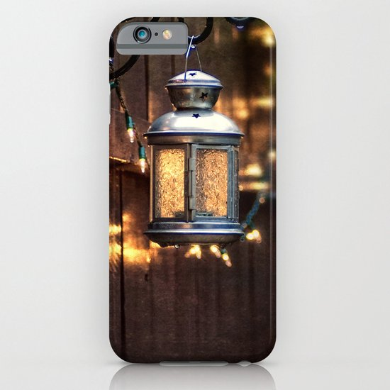 light in the half light iPhone & iPod Case
