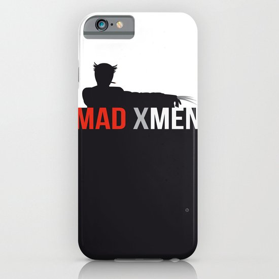 MAD X MEN iPhone & iPod Case