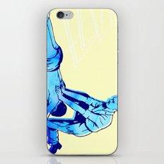 It feels so wrong--It feels so right iPhone & iPod Skin