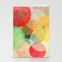 The Round Ones Stationery Cards