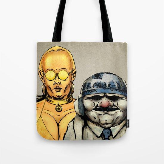 Cici & Art Tote Bag