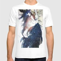 Lucy In The Sky With Dia… Mens Fitted Tee White SMALL