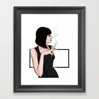 Sadie Anderson Framed Art Print