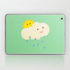 Raining day Laptop & iPad Skin