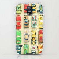 Galaxy S5 Cases featuring Car Park by Cassia Beck