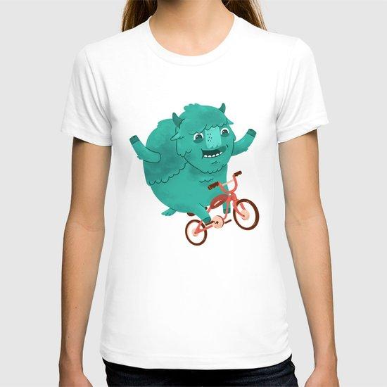 Bicycle Buffalo T-shirt