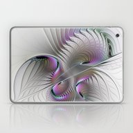 Remember, Abstract Fract… Laptop & iPad Skin