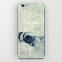 Graphic Eye Horse iPhone & iPod Skin