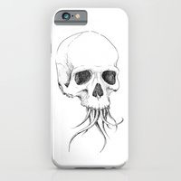 Skull With Tentacles iPhone 6 Slim Case