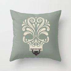 Killer Song Throw Pillow