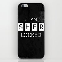 No. 1. I Am Sherlocked iPhone & iPod Skin