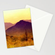 Painted Desert Stationery Cards