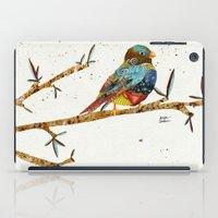 Twilight Bird 2 iPad Case