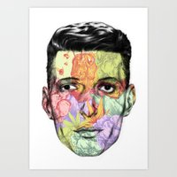 Mescaline Art Print