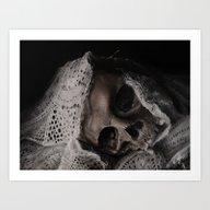 Art Print featuring Sacramentum by Kit King & Oda