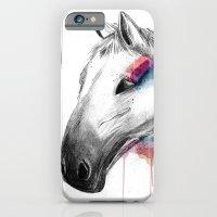 Rainbow Horse iPhone 6 Slim Case