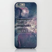 What Life Is All About -… iPhone 6 Slim Case