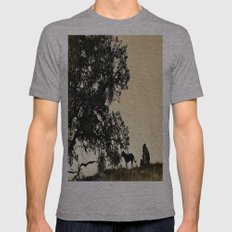 Lovely Day Mens Fitted Tee Athletic Grey SMALL