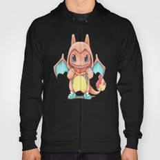 A Burning Passion Hoody