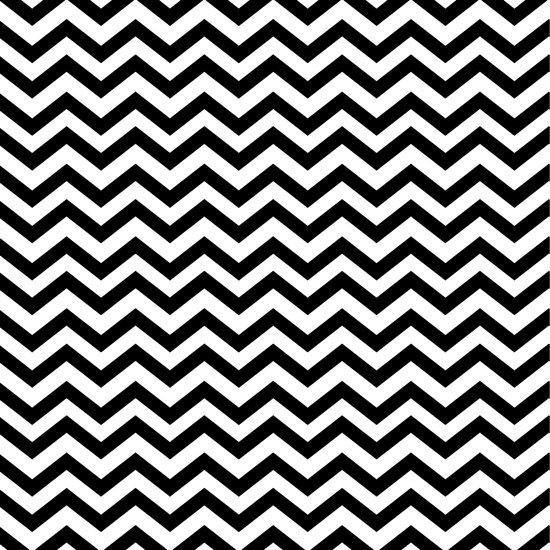 Keep Calm And Dream On (Zig Zag Chevron Black Lodge Floor, Twin Peaks) Art Print