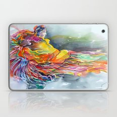 Warrior Dance Laptop & iPad Skin