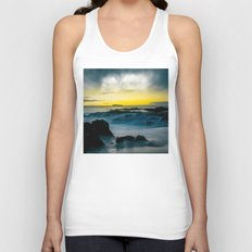 The Infinite Spirit Tranquil Island Of Twilight Maui Hawaii Unisex Tank Top