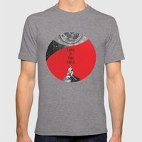 Love Is The Drug (Rockin… Mens Fitted Tee Tri-Grey SMALL