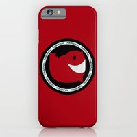 iPhone & iPod Case featuring NARWHAL by David Nuh Omar
