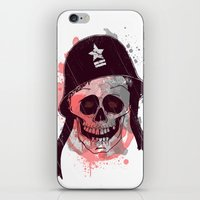 Soldier  iPhone & iPod Skin
