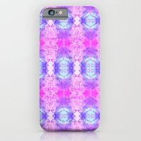 iPhone & iPod Case featuring Pyschedelic Space by Laura Ruxton