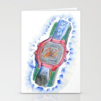 The Watch Stationery Cards