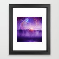 Orion Nebula II Framed Art Print
