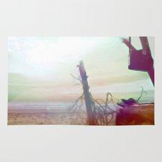 Driftwood Beach Rug