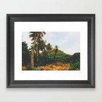 Maui- Paradise Framed Art Print