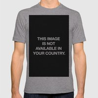 This image is not available in your country Mens Fitted Tee Athletic Grey SMALL
