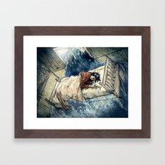 Crooked Creek #5 Framed Art Print