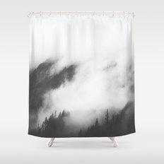 PNW Storm II Shower Curtain