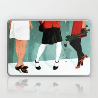 Three Marlenas Laptop & iPad Skin