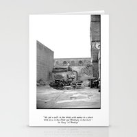 The City 3: Brooklyn In … Stationery Cards