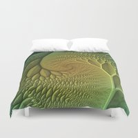 Innie and Outie Duvet Cover