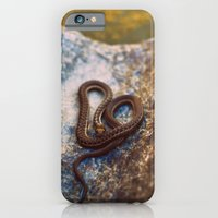 iPhone & iPod Case featuring Down By The River by Melanie Ann