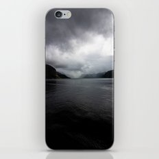 Clouded Fjord iPhone & iPod Skin
