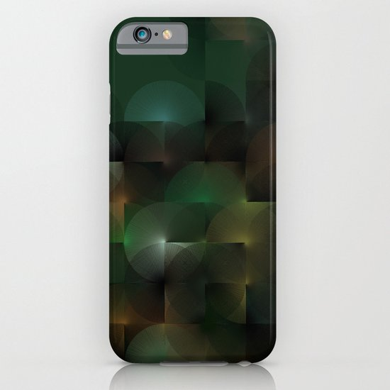 Chameleonic Written Circles - Colours from KARMA CHAMELEON 3 by Catspaws iPhone & iPod Case