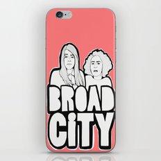 Broad City iPhone & iPod Skin