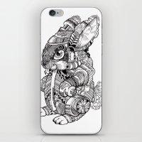 BUN EY iPhone & iPod Skin