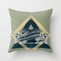 FISCHERS FRITZ Throw Pillow