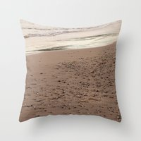 Beach Sand 7136 Throw Pillow