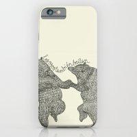 Bears Do Dance! iPhone 6 Slim Case