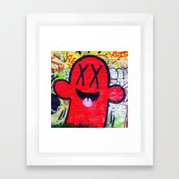 MONPTITDOIT Framed Art Print